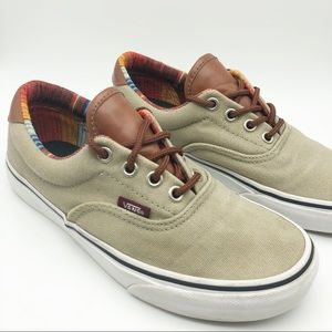 Vans Shoes - Vans C&L Era 59 Lowtop Skate Shoe 6.5